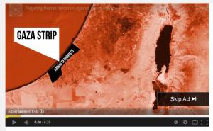 IDF YouTube ad